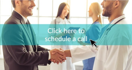 click here to schedule a call with myriad oncology